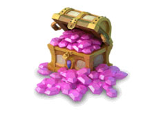 how to buy gems in castle clash